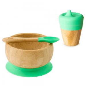 Bamboobino bowl sippy cup